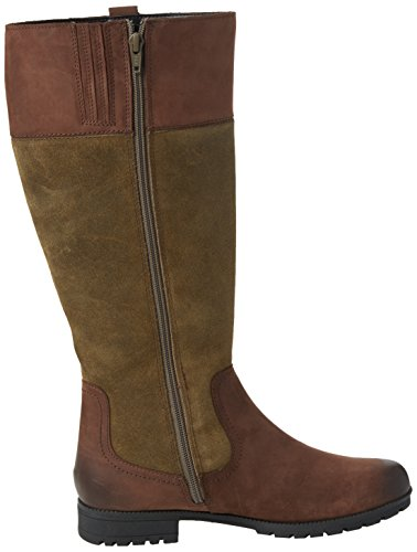 real sale online free shipping 100% authentic Hotter Women's Marlowe GTX High Boots Brown (Brown-khaki 012) visa payment cheap online extremely for sale 1ZoIrs