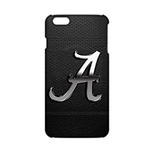 Evil-Store Alabama Gray Tide 3D Phone Case for iPhone 6 plus