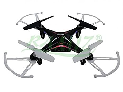 MANDO A DISTANCIA QUADCOPTER DRON SYMA X13 STORM - NEGRO: Amazon ...