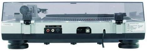 Omnitronic DD-Fi USB 2550 Tocadiscos DJ directa (preamplificazione ...