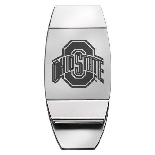 LXG Ohio State University - Two-Toned Money Clip
