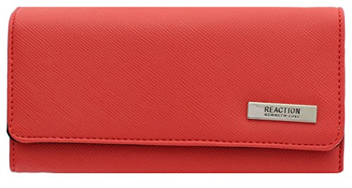 Reaction Kenneth Cole 102522 Trifold Clutch 755 xOZZwtq5