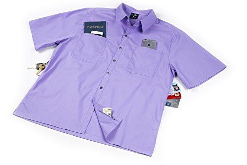 SCOTTeVEST Boardwalk Shirt - 7 Pockets - SGL XL