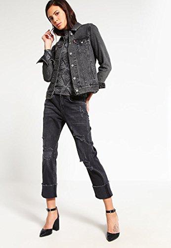 ONLY ONLSHAWN Damen Jeans Straight Leg - black GR. W29 L30 Hose Jeanshose