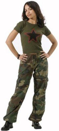 Woodland Vintage Paratrooper BDU Fatigues (Womens) 3386 Size Medium
