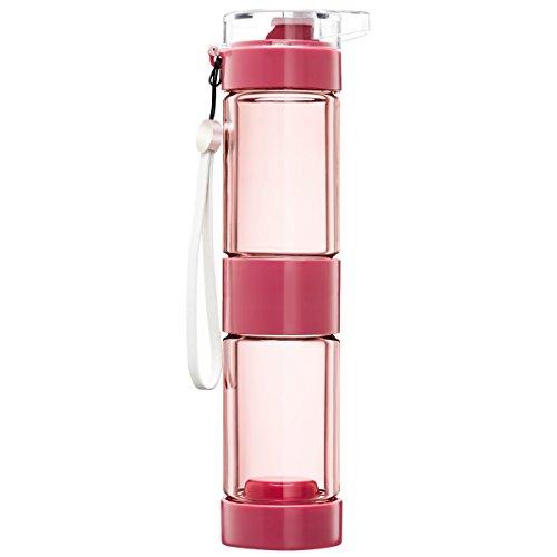 Define Fruit Infusion Bottle Sport Flip Top, Raspberry , 16 (Infusion Raspberry)