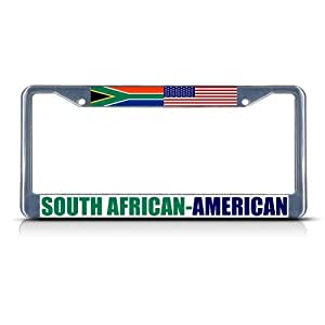 Amazon Com Teisyouhu South African American Chrome Metal