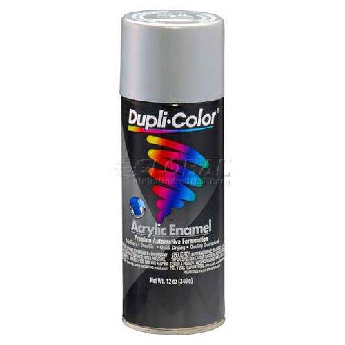 Dupli-Color Premium Enamel Chrome Aluminum 12 Oz. Aerosol - Lot of 6