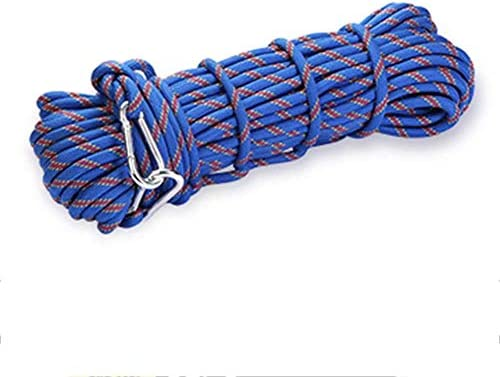ATLT Cuerda auxiliar de escalada, línea de vida, diámetro 10 ...