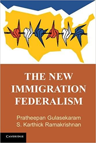amazon com the new immigration federalism 9781107530867