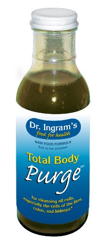 North American Herb and Spice, Total Body Purge, 12-Ounce Glass Bottle For Sale