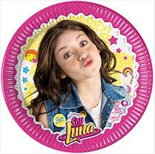 Soy Luna Small Plates