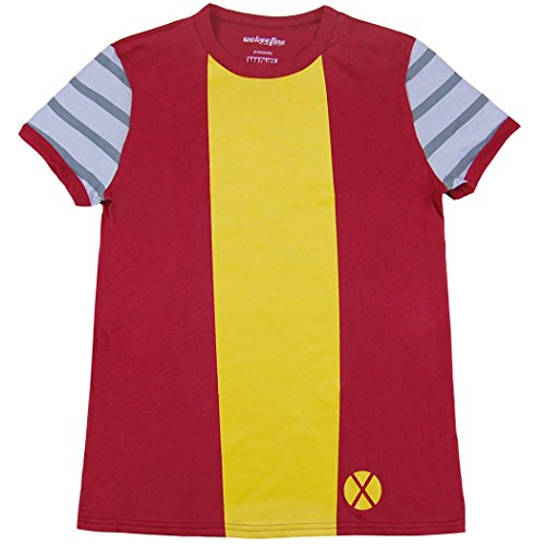 X-Men Colossus Costume T-Shirt-XX-Large (Colossus Costume)
