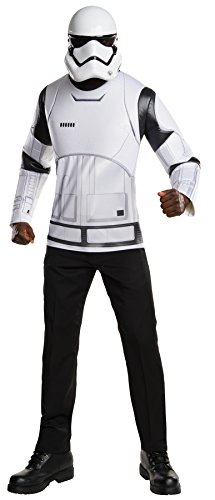 [UHC Men's Star Wars Sw7 Force Awakens Stormtrooper Kit Outfit Halloween Costume, OS (up to 42)] (Stormtroopers Outfit)