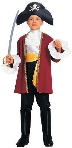 Captain Hook Toddler Costume (Captain Hook Toddler Costume)