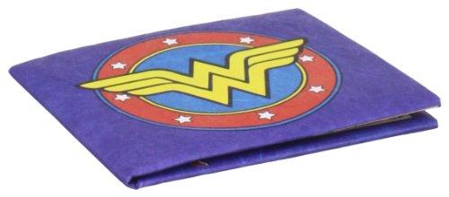 Dynomighty - Mighty Wallet - Geldbörse aus Tyvek - DC Comics Wonder Woman