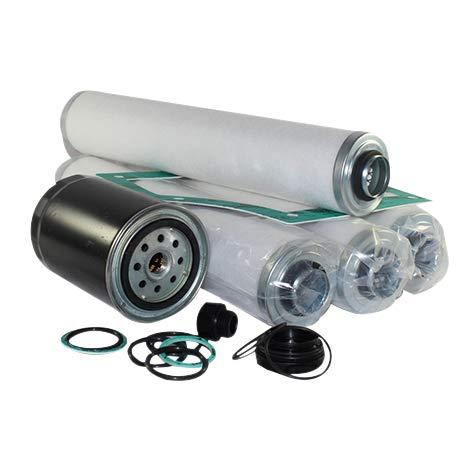 0993.908.853 Busch Replacement Filter Kit