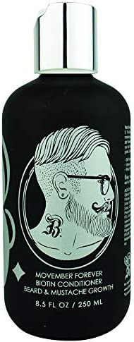Thickening Conditioner Growth Beard Conditioner Grooming Movember