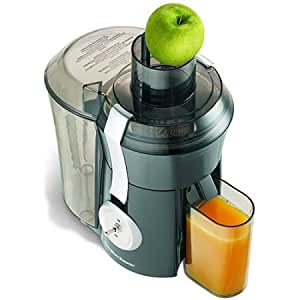 Hamilton Beach Big Mouth Juice Extractor Powerful 800 Watt Motor / Product Dimensions (L x W x H): 16.10 x 9.40 x 13.30 Inches