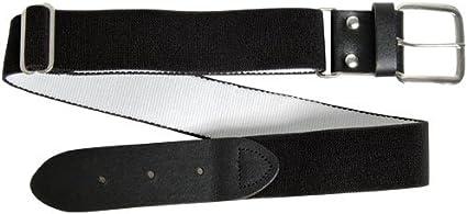 Wilson WTA4442 negro con cinturón elástico de béisbol