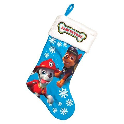 Paw Patrol Felt Christmas Stocking