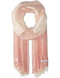Womens Linen Cotton Variable Stripe. Love Quotes