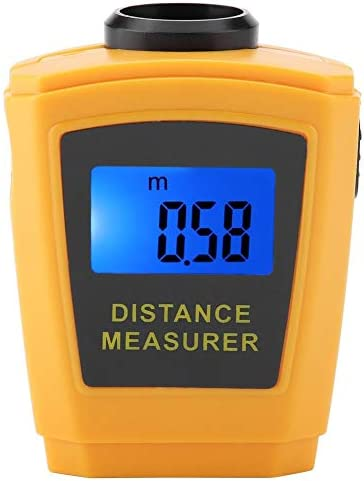 un known New Distance Measurer 18m Range Finder CP-3005 Digital LCD Handheld Length Distance Measure Handhold Laser Ultrasonic Meter Accessory Electronic Accessories