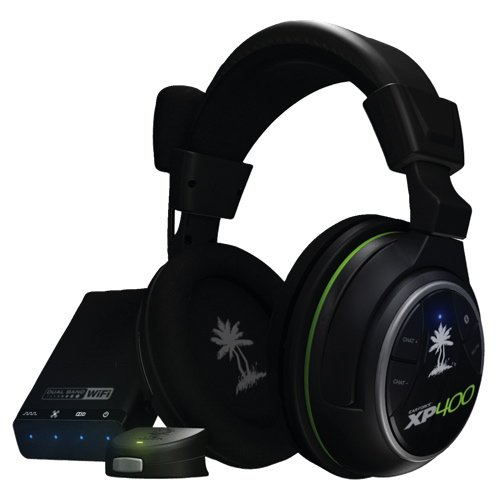 Turtle Beach Ear Force XP 400 - [PS3, Xbox 360]