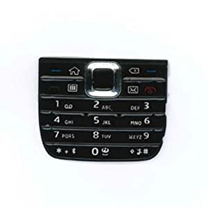 Teclado Color Negro para Nokia E75
