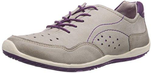 Grau zapatilla TRUFFLE mujer material deportiva Jana sintético 23602 gris de qz5x8Z
