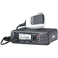 Mobile Two Way Radio, 450 to 512 MHz Frequency, UHF, 45 Output Watts, 1024 Number of Channels
