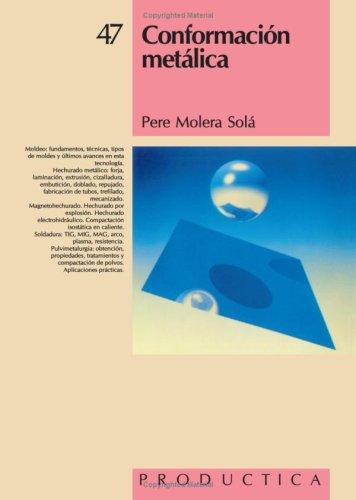 Conformación Metálica (Spanish Edition): Unknown: 9788426708090 ...