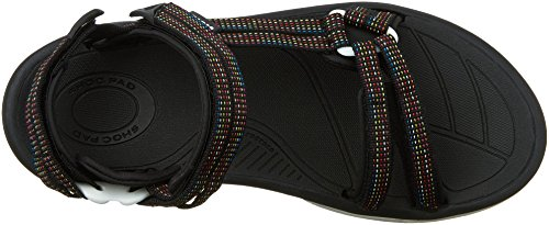 Sandals amp; Athletic Outdoor Lite Women's Teva City Terra Fi Black Multi Lights wxqUaXn70
