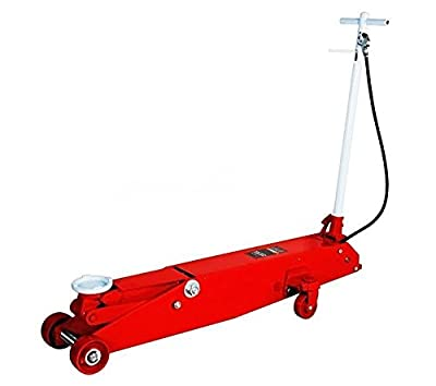 9TRADING Heavy gauge steel shop 5 Ton Long Chassis air/Hydraulic Service Jack truck bus, Free Tax, Delivered within 10 days
