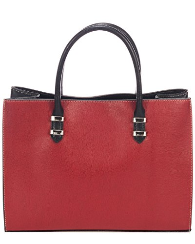 Italian Leather Leather Satchel