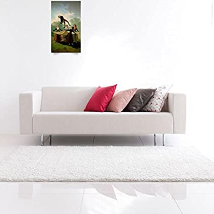 Amazon.com: Imagekind Wall Art Print entitled El Pelele by The Fine Art Masters | 18 x 32: Posters & Prints
