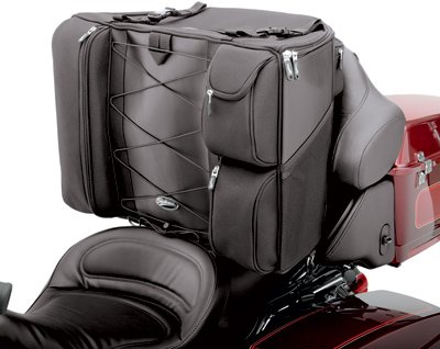 Motorcycle Back Seat Bag - 4