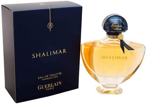 SHALIMAR by Guerlain Eau De Parfum Spray 90 ml for Women