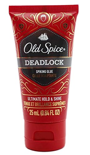 NKD SKN Self Tan 1 Day Bronzing Tinted Lotion, Matte Dark, 3.38 Oz (Pack of 6) + FREE Old Spice Deadlock Spiking Glue, Travel Size, .84 Oz by Liberata (Image #1)