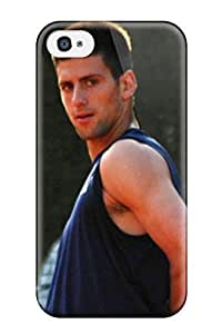 New For Ipod Touch 5 Case Cover Casing(novak Djokovic Pictures )