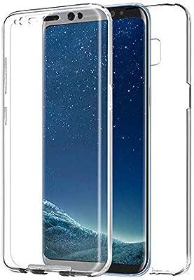 Wephone Accesorios Funda Transparente 360 Rigido para Huawei (P30 ...