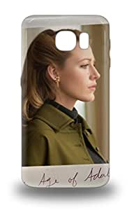 Galaxy 3D PC Case Cover American The Age Of Adaline Drama Romance Fantasy Galaxy S6 Protective 3D PC Case ( Custom Picture iPhone 6, iPhone 6 PLUS, iPhone 5, iPhone 5S, iPhone 5C, iPhone 4, iPhone 4S,Galaxy S6,Galaxy S5,Galaxy S4,Galaxy S3,Note 3,iPad Mini-Mini 2,iPad Air )
