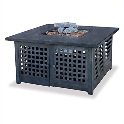 Outdoor LP Gas Outdoor Fireplace GAD920SP