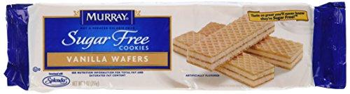 Murray, Sugar Free Vanilla Wafer Cookies, 9oz Package (Pack of ()