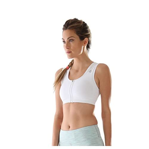e2862e3928757 AlignMed AlignSport Seamless Sports Bra - Posture Support