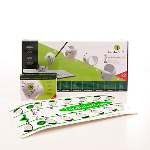 BirdieBall Set Dozen StrikePad