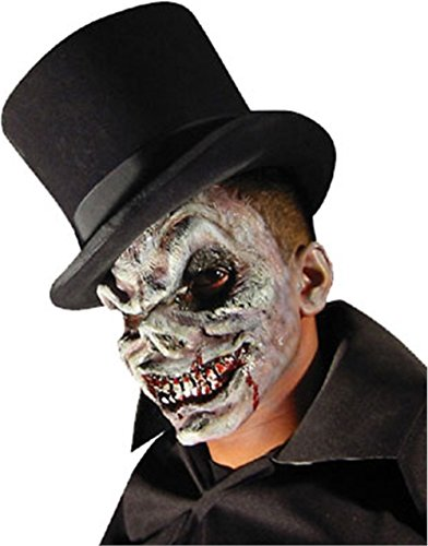 Reel FX Skeleton Theater Quality Make Up Costume Mask