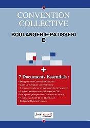 3117. Boulangerie-pâtisserie Convention collective