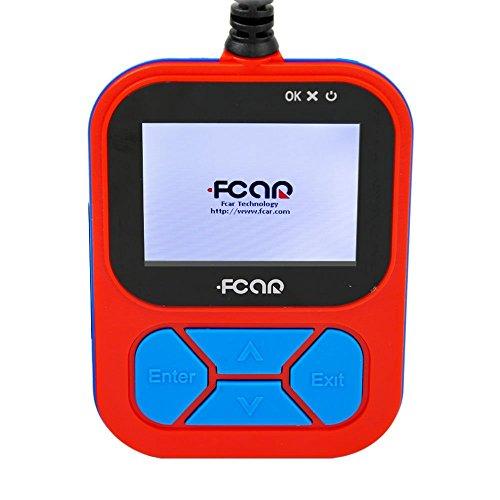 FCar F502 heavy duty truck handheld code reader/scanner (Truck Duty Heavy Sterling)
