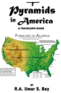 Pyramids In America Map.Amazon Com Pyramids In America Map